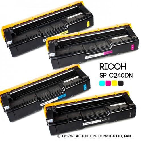 RICOH AFICIO SPC240DN