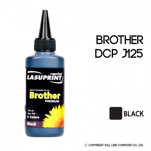BROTHER DCP J125 BK