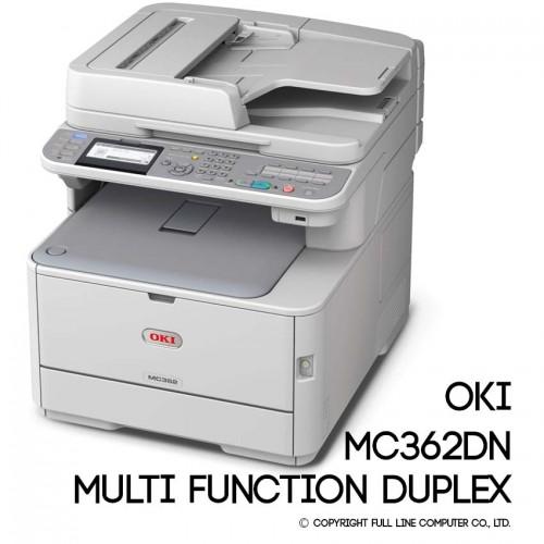 OKI MC362DN