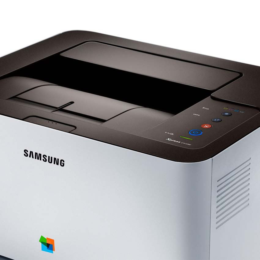 SAMSUNG LASER COLOR PRINTER SL C430