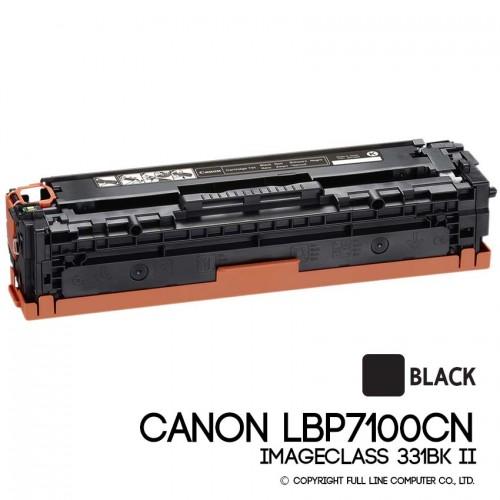 CANON LBP7100CN 331BK II