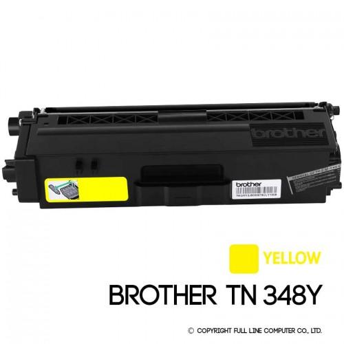 ตลับหมึก BROTHER TN 348Y
