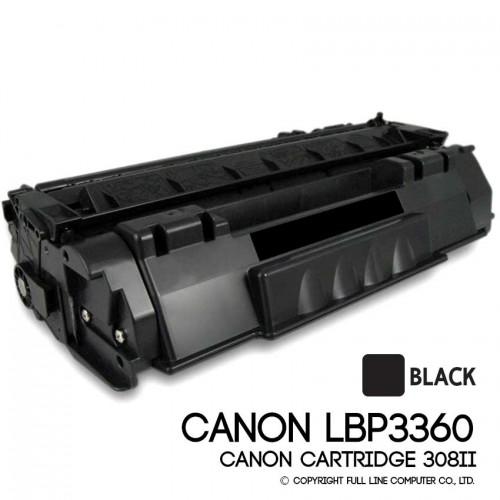 ตลับหมึก CANON LBP3360 308II