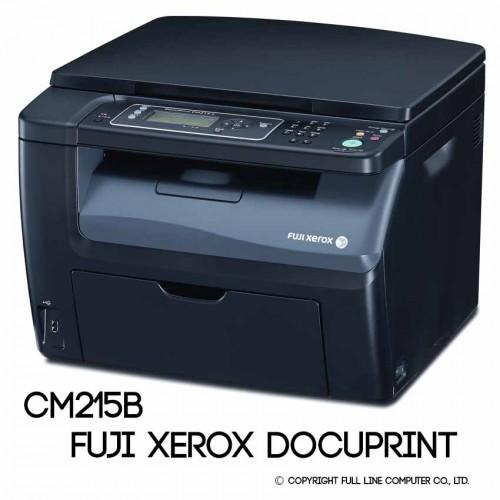 เครื่องปริ้น FUJI XEROX DOCUPRINT CM215B