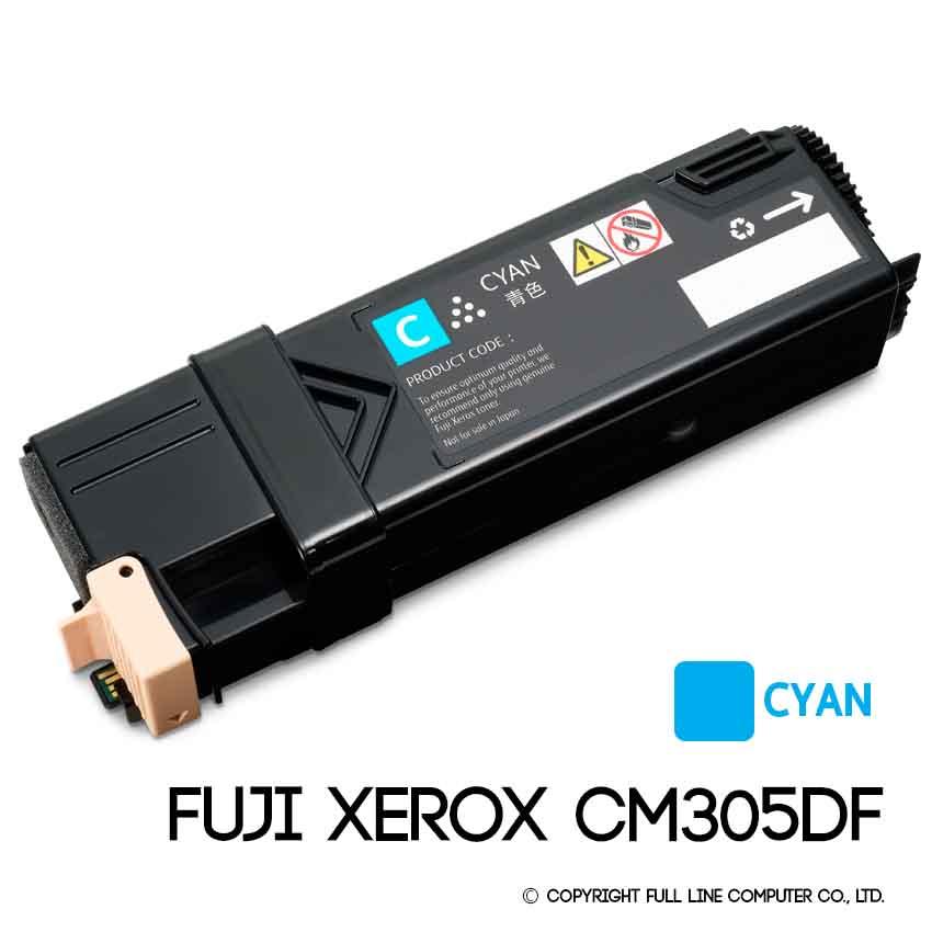 ตลับหมึก FUJI XEROX CM305DF C