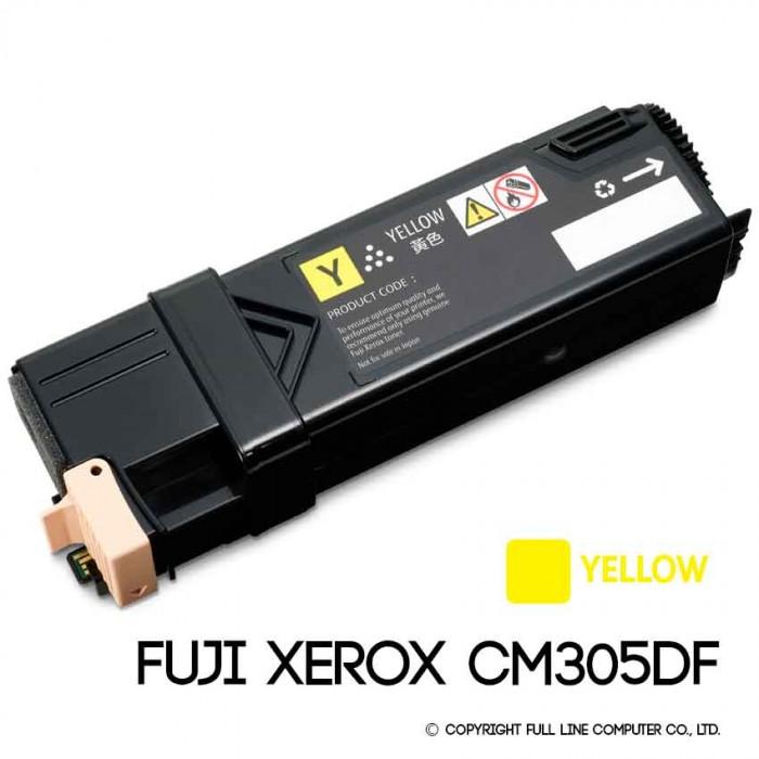 ตลับหมึก FUJI XEROX CM305DF Y