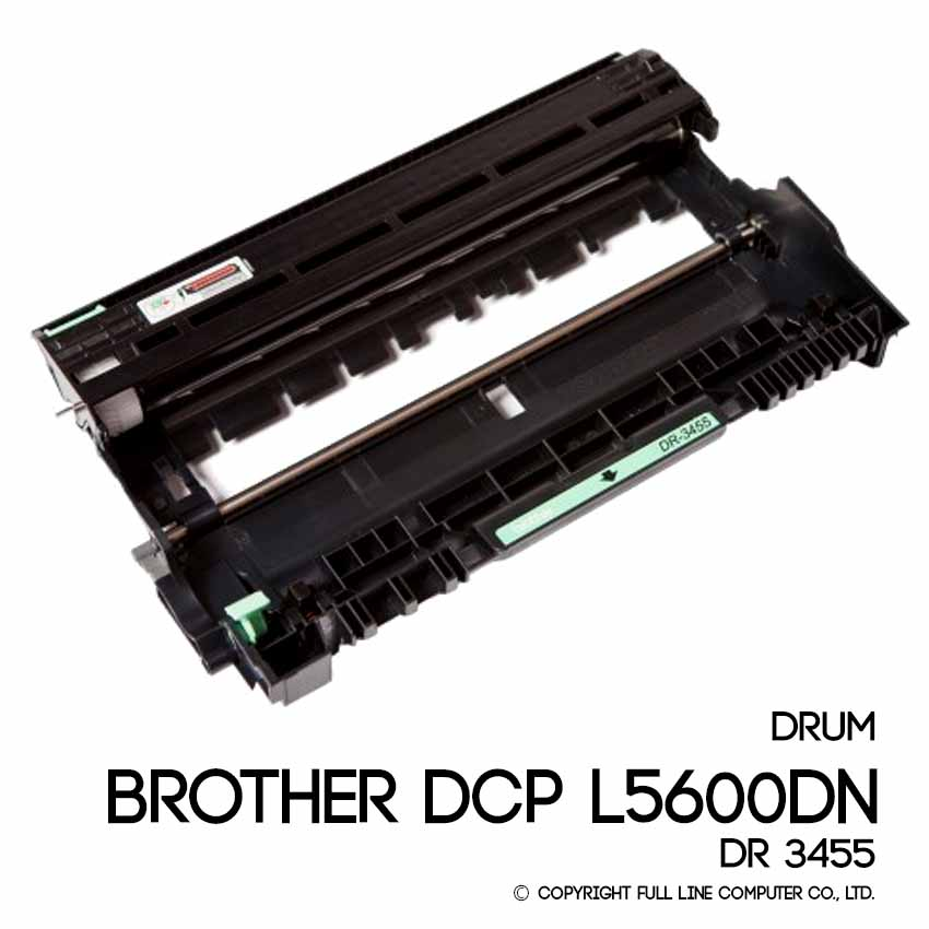 brother printer dcp how to clean the drum