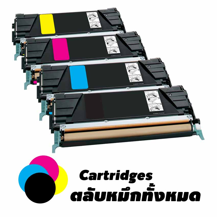 Laserjet Cartridges Lexmark