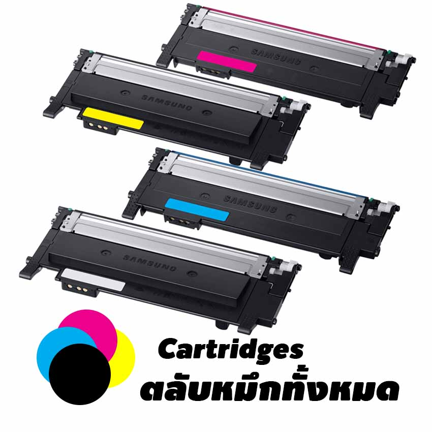 Laserjet Cartridges Samsung