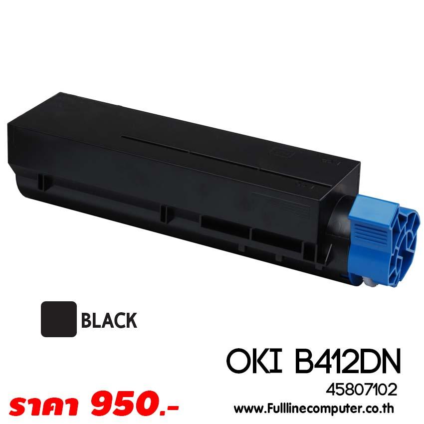 OKI B412DN