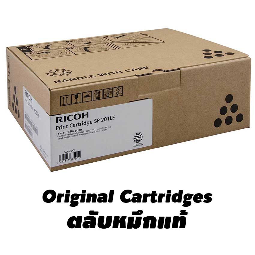 Ricoh Original Cartridges