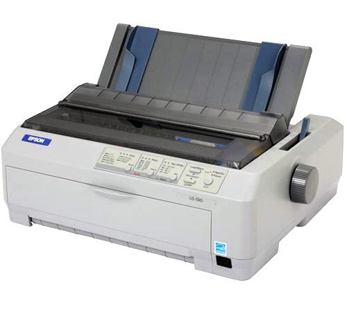 เครื่องพิมพ์ดอทเมตริกซ์ Epson LQ-550