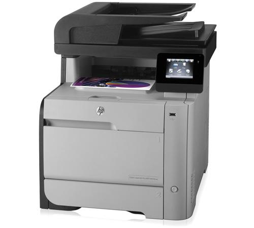 เครื่องปริ้นเตอร์ HP Color LaserJet Pro MFP M476dn