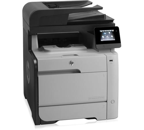 เครื่องปริ้นเตอร์ HP Color LaserJet Pro MFP M476dw