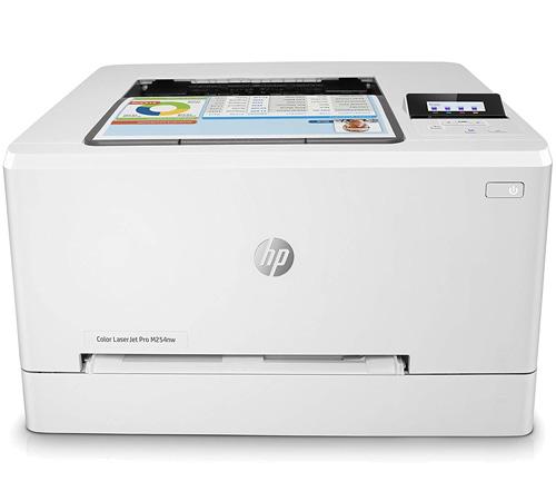 เครื่องปริ้นเตอร์ HP Color LaserJet Pro M254nw