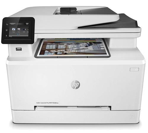 เครื่องปริ้นเตอร์ HP Color LaserJet Pro MFP M280nw