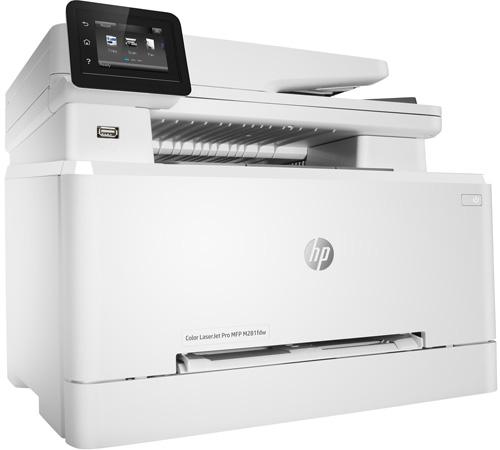 เครื่องปริ้นเตอร์ HP Color LaserJet Pro MFP M281fdw